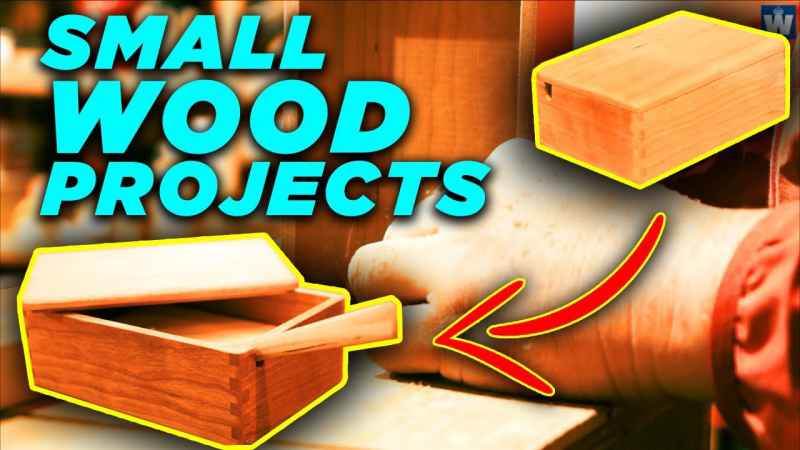 Wood Crafts To Sell